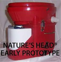 Nature's Head Early Prototype